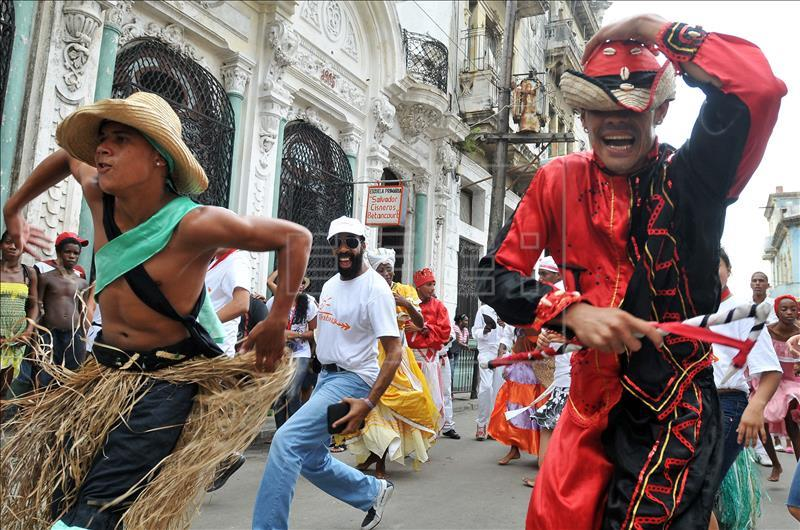 The Rumba of the Timbalaye Festival Returns to Santiago de Cuba