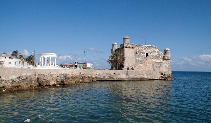 Cojimar tower defended Havana