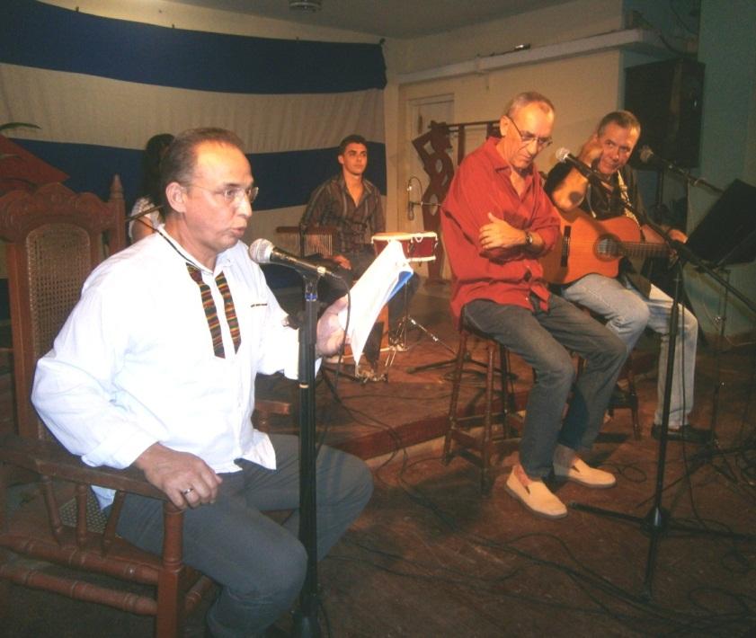 Los Novos: Trovadores de siempre con la obra de Fidel