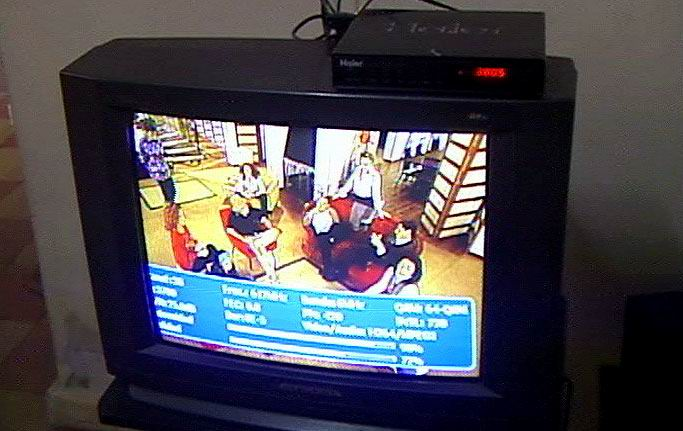 The ongoing Implementation of the Digital Television in Cuba