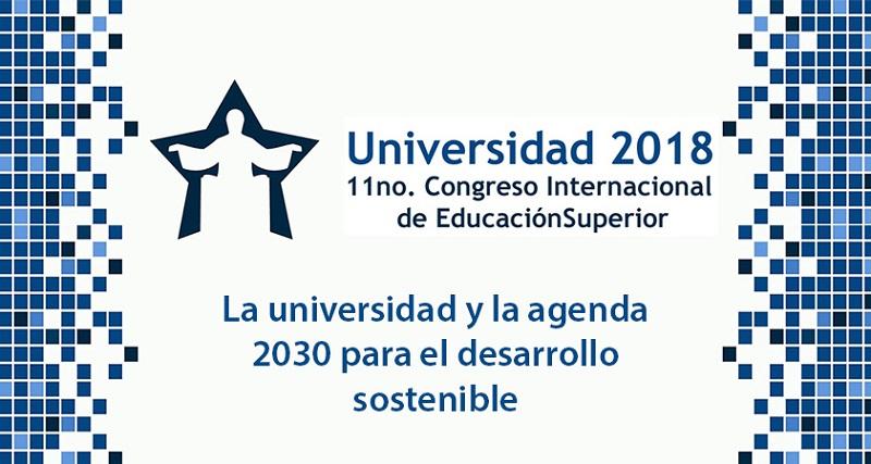 Universidad 2018: un evento para debatir sobre desarrollo sostenible