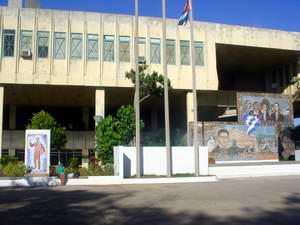Universidad Agraria Fructuoso Rodríguez, de La Habana.