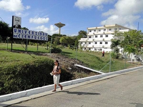 Dedican a Fidel aniversario 38 la Universidad de Cienfuegos (+Audio)