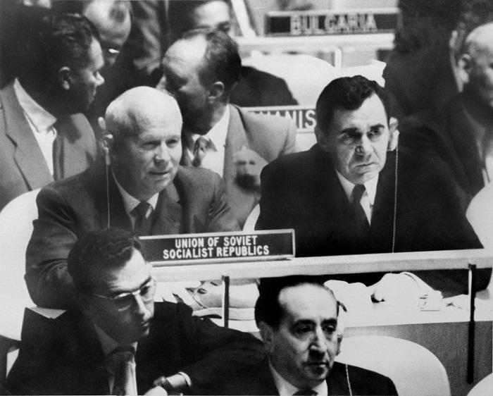 1962: La agresión de Estados Unidos a Cuba significaría la guerra (+Audio)