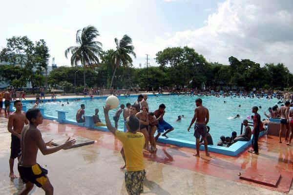 Jornada nacional de cierre del verano en Camag�ey