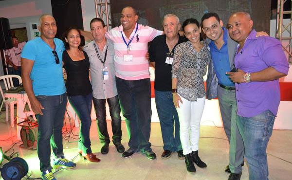 La Visión de Rebelde en Convención de Radio y Televisión (+Fotos)
