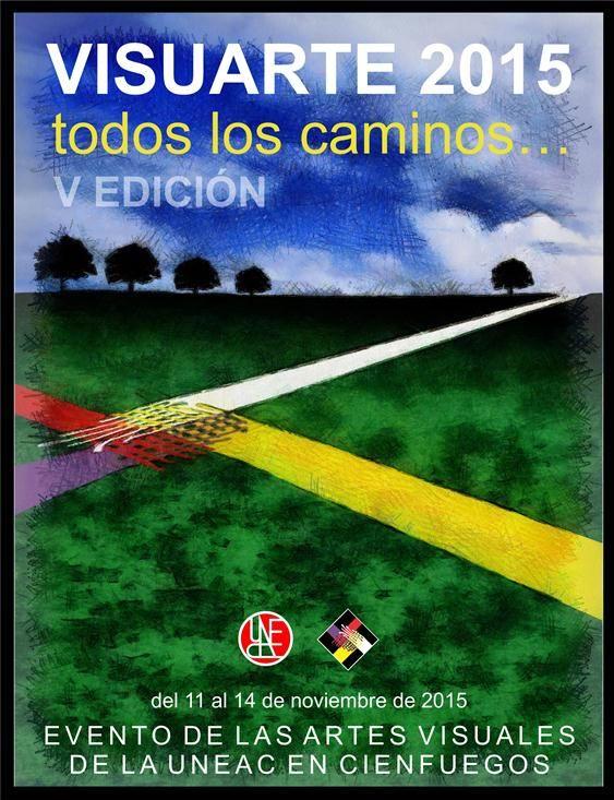 Cienfuegos convoca al Visuarte 2015.