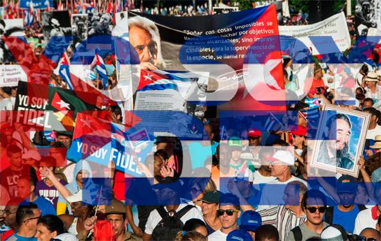 """¿Qué significa decir """"Yo soy Fidel""""?"""