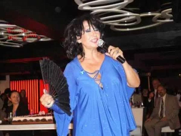 La cantante búlgara Yordanka Hristova vuelve a La Habana
