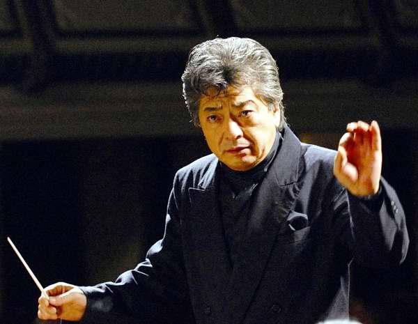 Maestro japonés Yoshikazu Fukumura