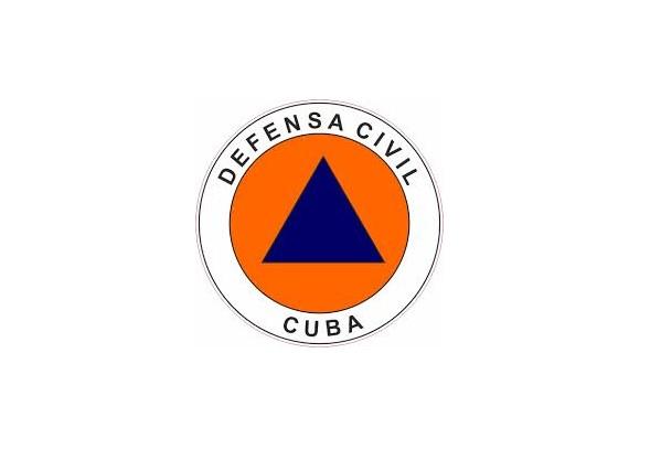 Defensa Civil alerta sobre sistema de bajas presiones al sur de Cuba