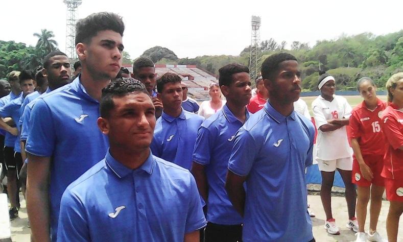Pre-mundial sub-17: Cubanos a difícil reto a Panamá (+Audio)
