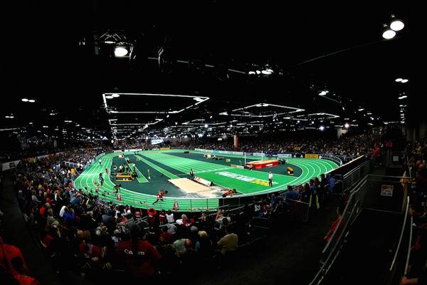 Sin records para los campeonatos, el mundial de atletismo bajo techo