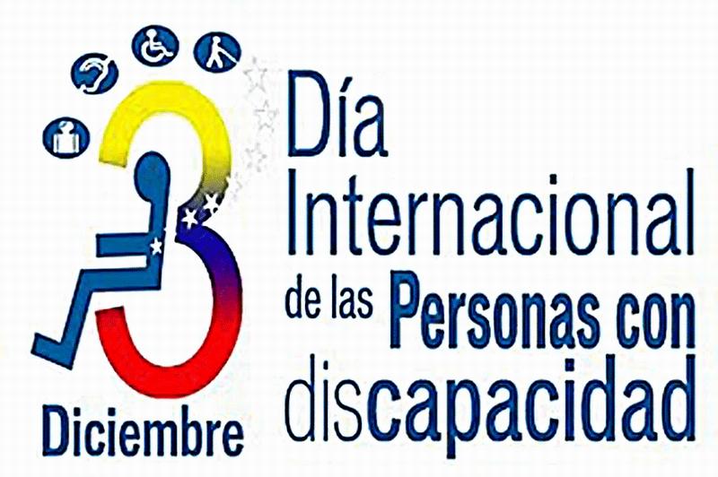 Celebrar�n el 3 de diciembre D�a de Personas con Discapacidad