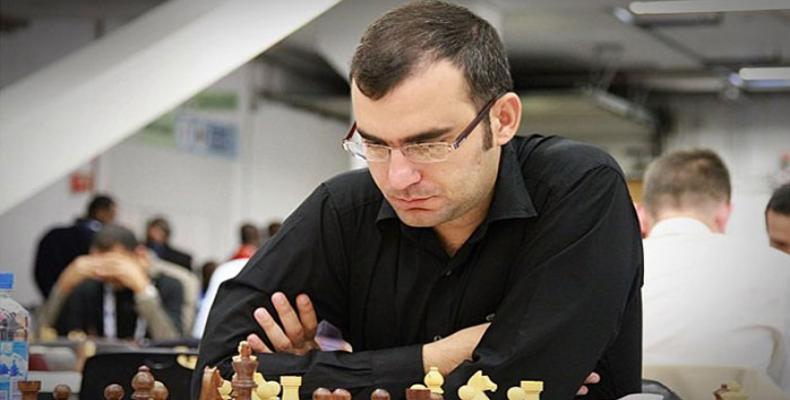 Cuban GM Leinier Dominguez to play in Champions Showdown