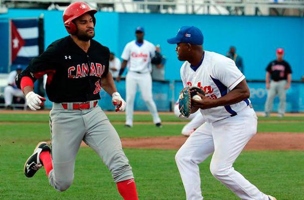 Béisbol Toronto: Canadá derrotó a Cuba en Panamericanos
