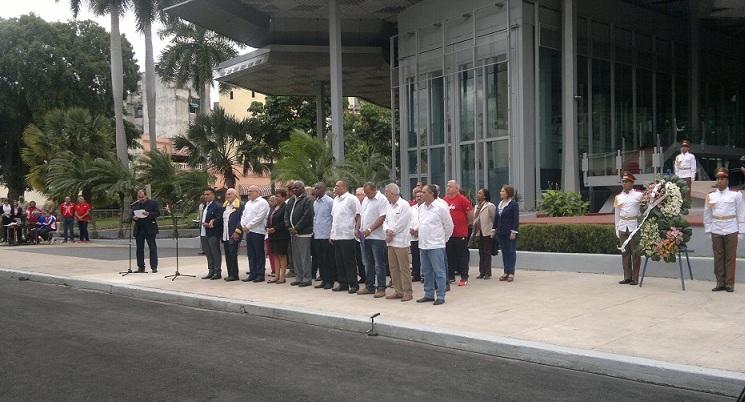 Abanderan equipo de Granma a la Serie del Caribe