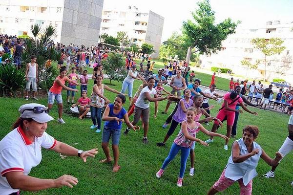 El deporte en Cuba es para todos y es un derecho del pueblo