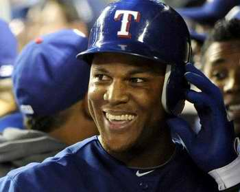 Estelar tercera base de los Vigilantes de Texas, Adrián Beltré formará parte de la República Dominicana en el Clásico Mundial de Béisbol