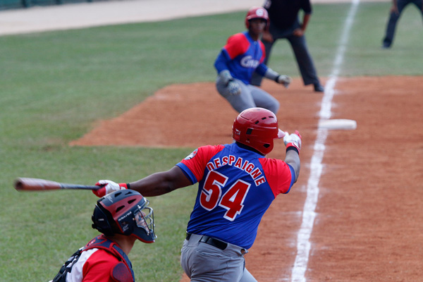 Ciego de Ávila y Granma protagonizan la gran final de la edición 56 de la Serie Nacional de Béisbol de Cuba.Foto: Jit