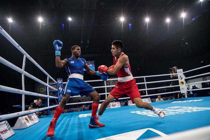 Cuba ganó y retuvo el cetro por países en Mundial de Boxeo