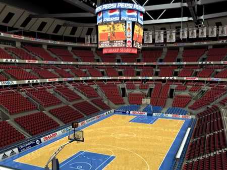 Estadio Basketball Arena
