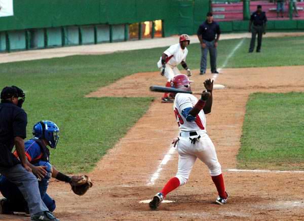 Se juegan las últimas series particulares de la pelota cubana