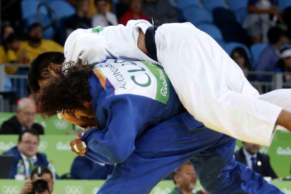Penúltima fecha del judo olímpico con dos cubanos
