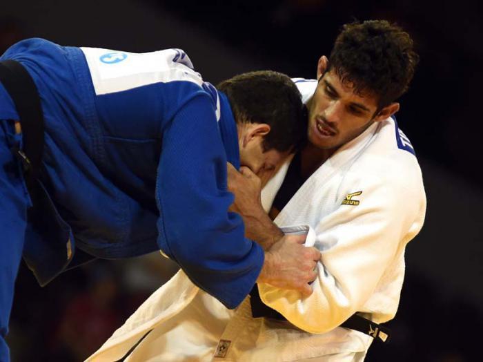 Cinco finalistas cubanos en el judo