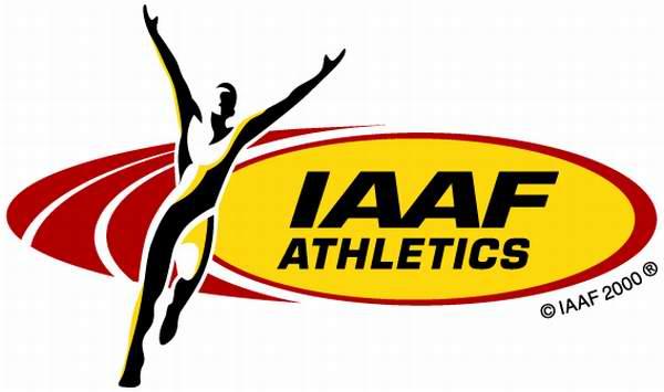Asociación Internacional de Federaciones de Atletismo, logo