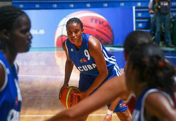 Cuba juega frente a Corea del Sur en el mundial de baloncesto