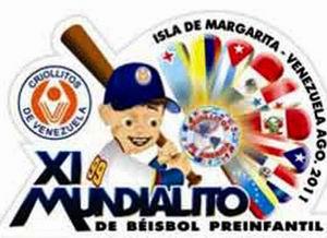 El equipo cubano de béisbol sub11-12 años obtuvo la medalla de bronce al vencer a Colombia 9x1 en el Mundial Infantil que tuvo como sede la Isla Margarita en Venezuela