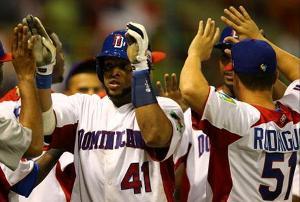 Dominicana mantiene invicto en Clásico Mundial de Béisbol