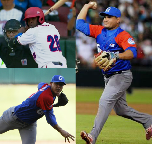 Three Cubans included in All-Star Team of the Caribbean Baseball Series