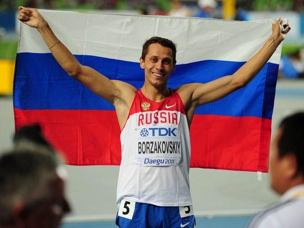 Yuri Borzakovski, fue designado como nuevo entrenador del equipo ruso de atletismo