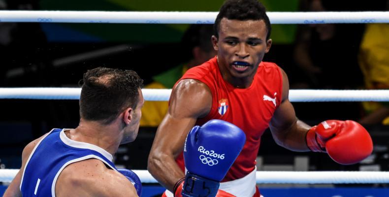 Obtiene medalla de bronce boxeador Lázaro Álvarez en juegos olímpicos