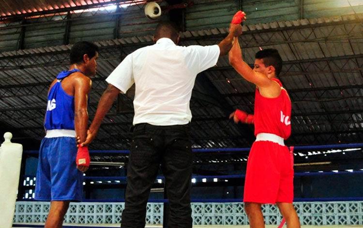 Serie Nacional de Boxeo: Choque de invictos en Matanzas