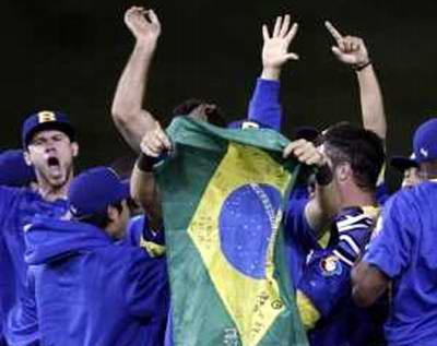 Brasil venció a Panamá con marcador de 1 a 0.Foto: AP