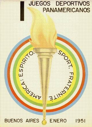 Juegos Panamericanos de Buenos Aires 1951, los primeros de la historia