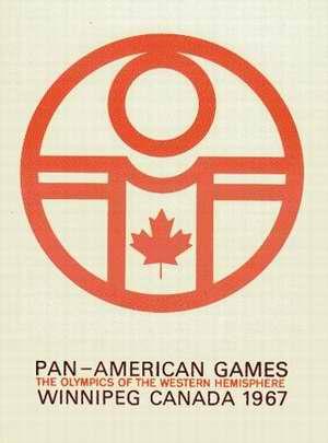logo de los V Juegos Panamericanos