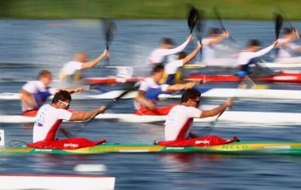 Cuba discutirá medallas en la final de canotaje olímpico