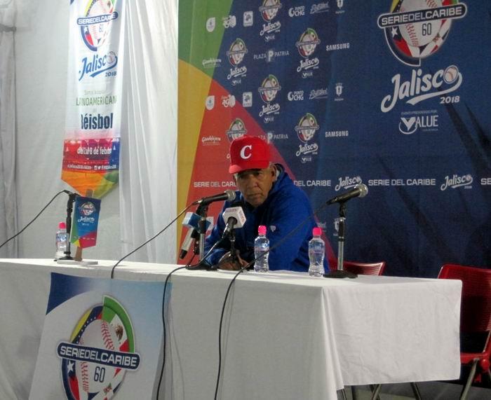 Carlos Martí: El equipo hizo un gran esfuerzo. Foto: Guillermo Rodríguez Hidalgo-Gato