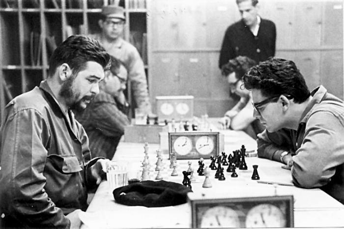 Dedicarán al Guerrillero Heroico el Capablanca de ajedrez