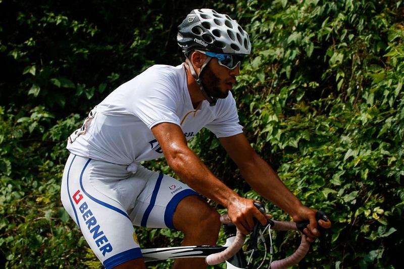 Hidalgo Vera: Un futuro campeón del ciclismo cubano