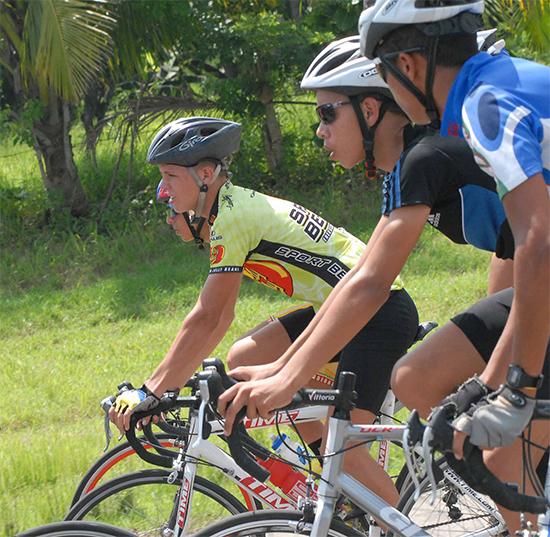 Nacional de ciclismo juvenil: Cristian y Mirta asumieron el protagonismo