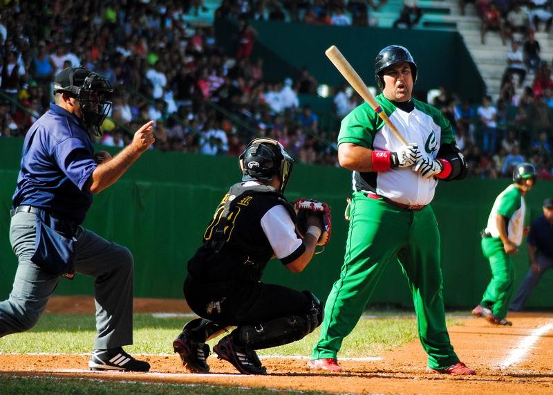 Los Elefantes de Cienfuegos- Béisbol