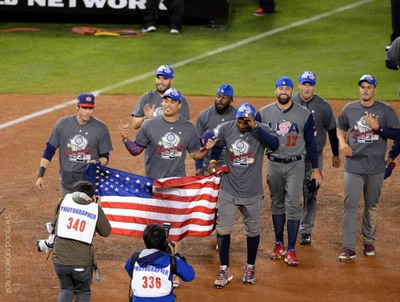 United States beat Puerto Rico to win World Baseball Classic