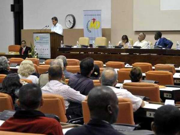 Se presentar� programa de desentrenamiento en Congreso de Medicina (+Audio)