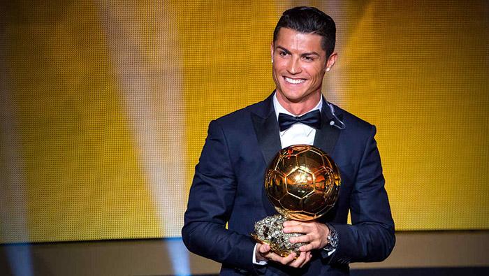 Recibe Cristiano Ronaldo el Balón de Oro 2017 (+Video)