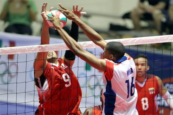 Cuba Beats Venezuela in Volleyball Pan American Cup